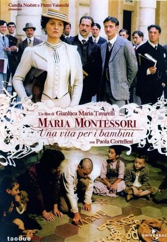 Poster of Maria Montessori: una vita per i bambini