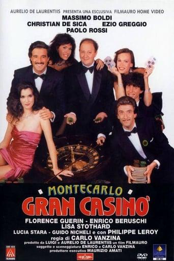 Poster of Montecarlo Gran Casinò