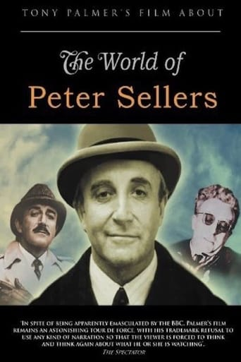 Poster of The World of Peter Sellers