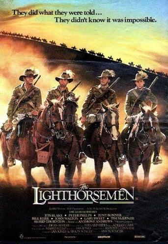 Poster of The Lighthorsemen