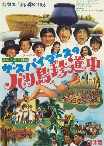 Poster of The Spiders' The Road to Bali