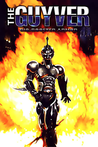 Poster of The Guyver: Bio-Booster Armor