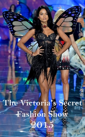 The Victoria's Secret Fashion Show 2015 poster