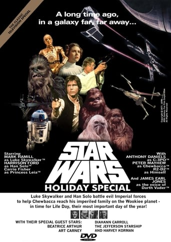 Poster of Star Wars Holiday Special