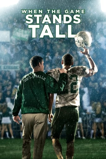 Poster of When the Game Stands Tall