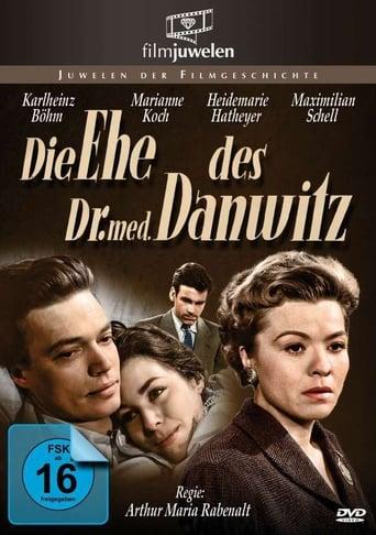 Poster of Die Ehe des Dr. med. Danwitz