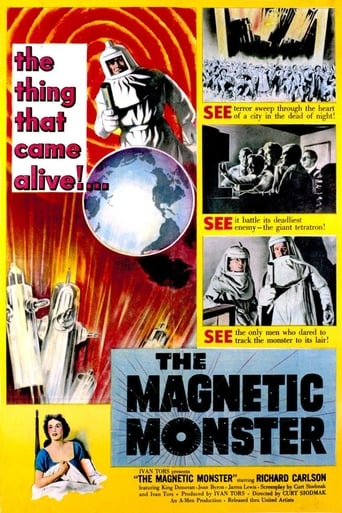 Poster of The Magnetic Monster