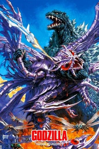 Poster of Godzilla vs. Megaguirus
