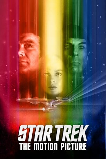 Poster of Star Trek: The Motion Picture