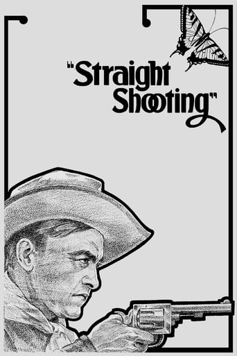 Poster of Straight Shooting