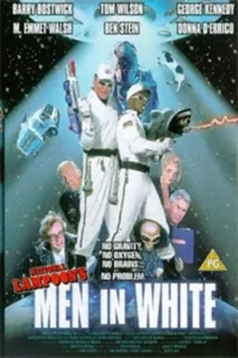 Poster of Men in White