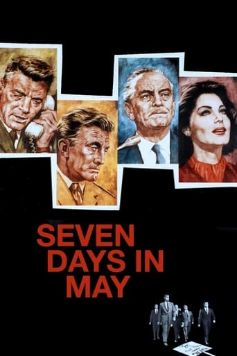 Poster of Seven Days in May