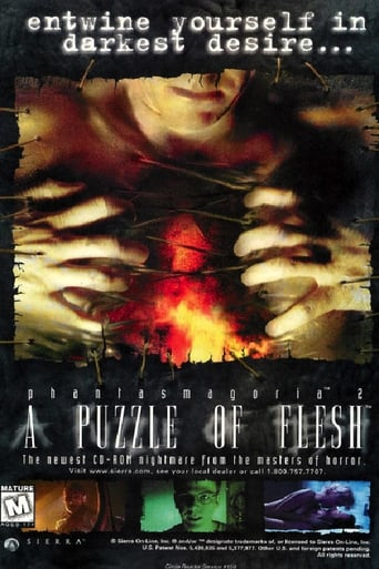 Poster of Phantasmagoria: A Puzzle of Flesh