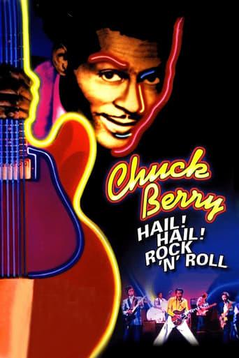 Poster of Chuck Berry: Hail! Hail! Rock 'n' Roll