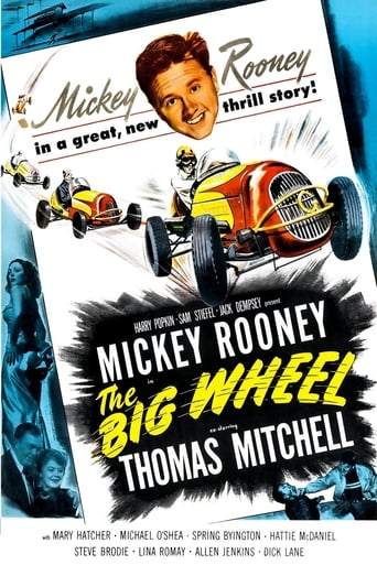 Poster of The Big Wheel