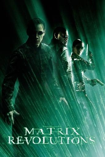 Poster of The Matrix Revolutions