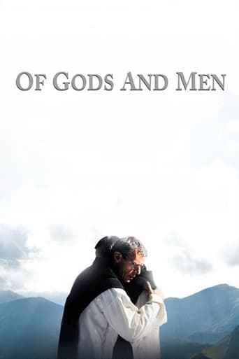 Poster of Of Gods and Men