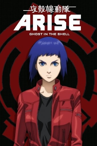 Poster of Ghost in the Shell: Arise
