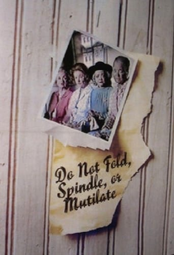 Poster of Do Not Fold, Spindle, or Mutilate