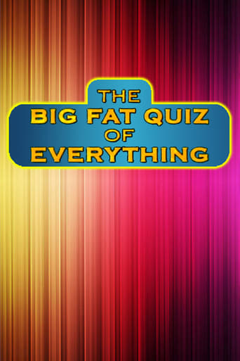 Poster of The Big Fat Quiz of Everything