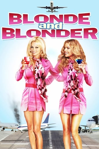 Poster of Blonde and Blonder