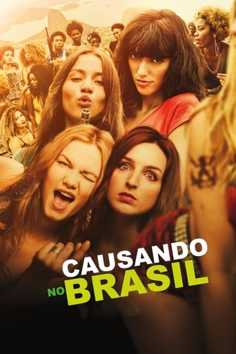 Going to Brazil - Poster