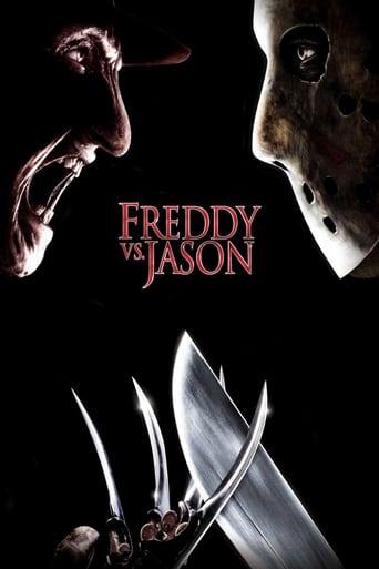 Poster of Freddy vs. Jason