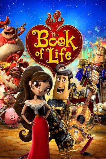 poster The Book of Life – Cartea vieții (2014)