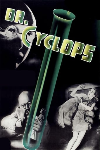 Poster of Dr. Cyclops