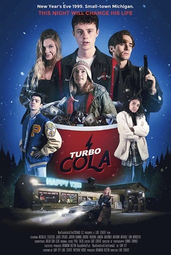 Poster of Turbo Cola