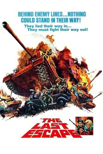 Poster of The Last Escape