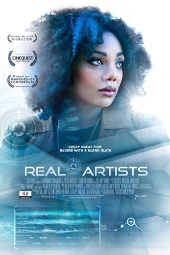 Poster of Real Artists