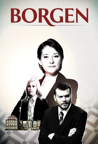 Poster of Borgen