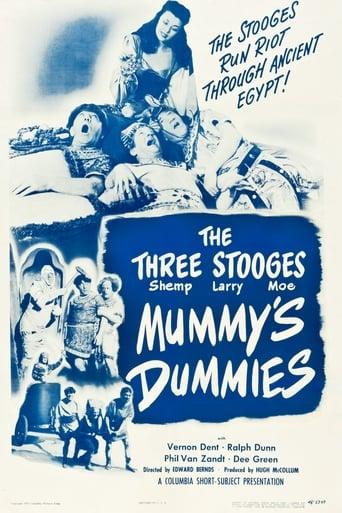 Poster of Mummy's Dummies