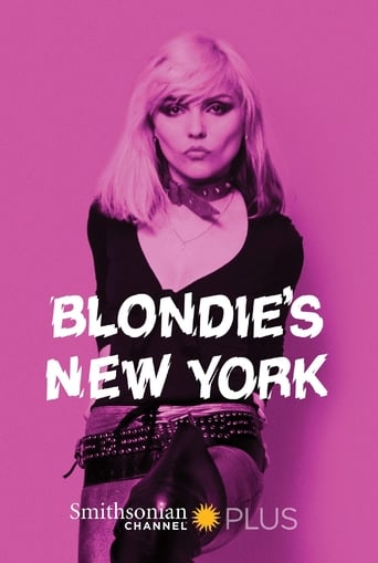 Poster of Blondie's New York and the Making of Parallel Lines