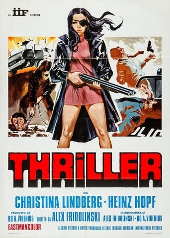 Poster of Thriller: A Cruel Picture