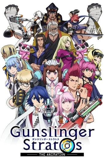 Poster of Gunslinger Stratos: The Animation