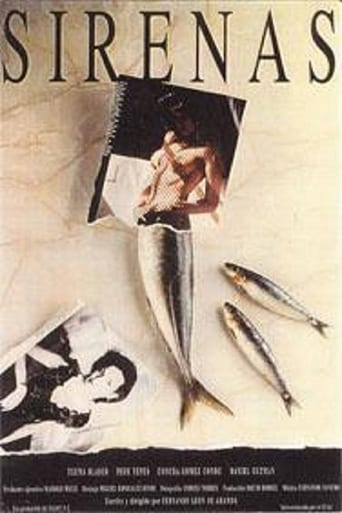 Poster of Sirenas