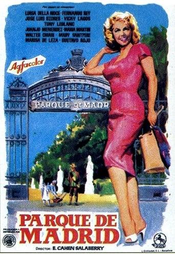 Poster of Parque de Madrid