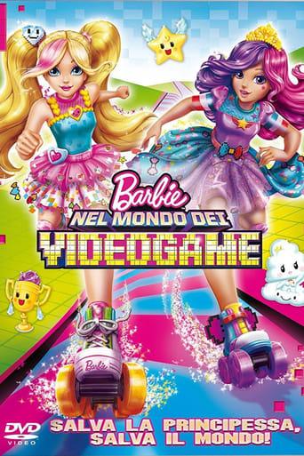 Poster of Barbie nel mondo dei videogame