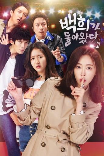Poster of Baek Hee Has Returned