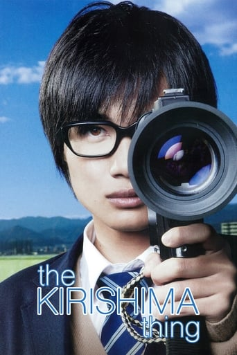 Poster of The Kirishima Thing