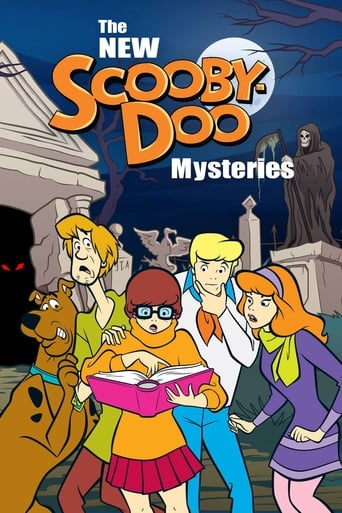 Poster of The New Scooby-Doo Mysteries
