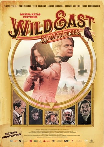 Poster of Wild East