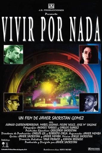 Poster of Vivir por nada