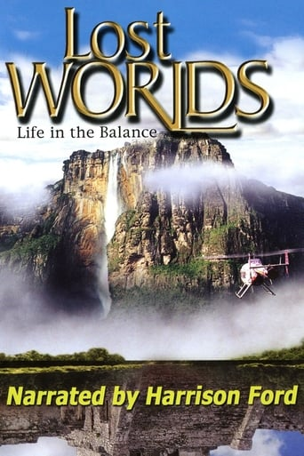 Poster of Lost Worlds: Life in the Balance