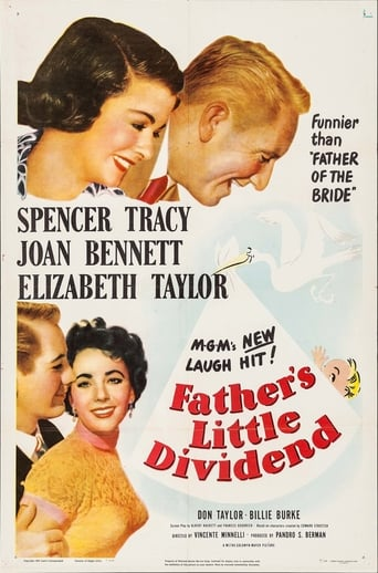 Poster of Father's Little Dividend