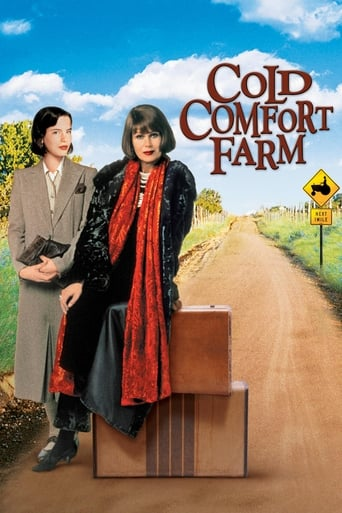 Poster of Cold Comfort Farm