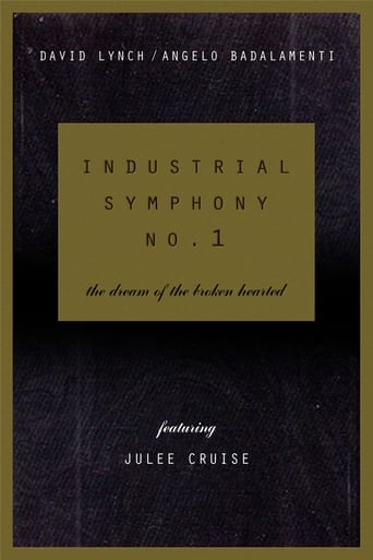 Poster of Industrial Symphony No. 1: The Dream of the Brokenhearted