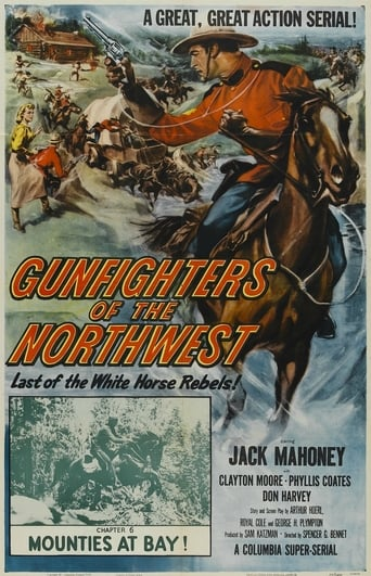 Poster of Gunfighters of the Northwest